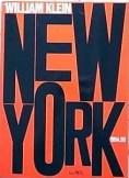 William Klein New York