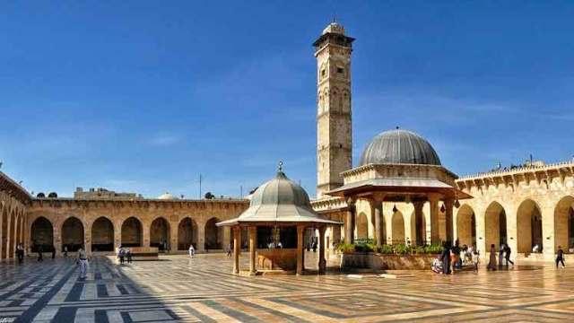 Alepo (Siria), antes de la guerra.