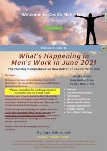 Cecil's Men's Hub Newsletter ~ Volume 3, Issue 36