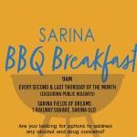Sarina BBQ Breakfast