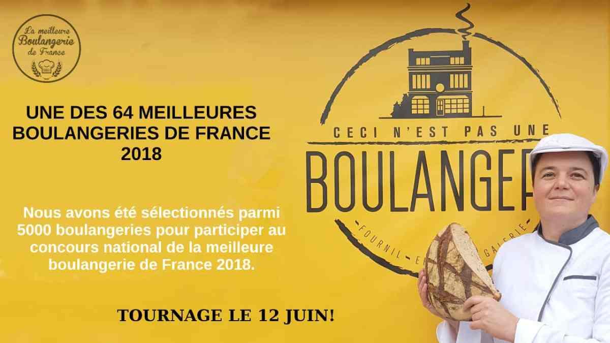 Meilleure boulangerie France