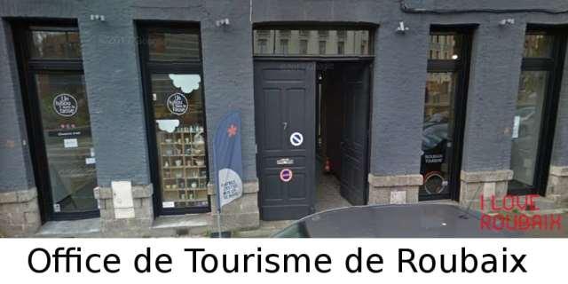 Façade OT Roubaix