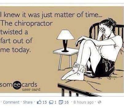 Humor For Chiropractors Chiropractic Continuing