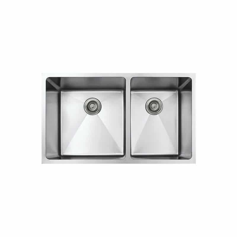 double undermount sink hss6040 cutting edge countertops