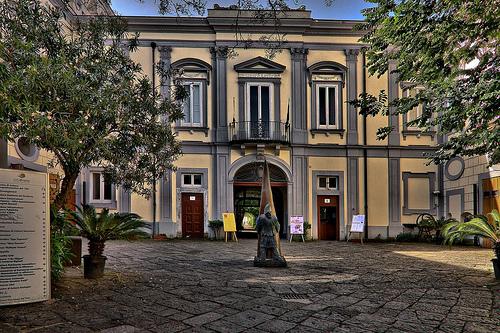 Villa Bruno - San Giorgio a Cremano (Napoli)