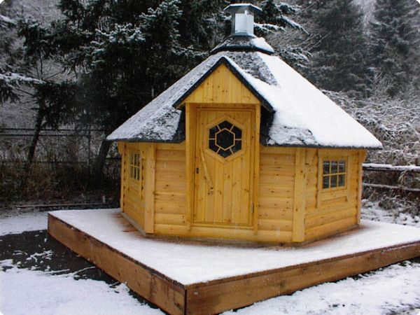 Easy Base Garden Shed