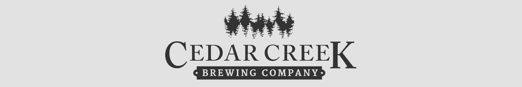 Cedar Creek Brewing Co, Martinsville, IN 46151 Logo