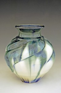 woodlands vase