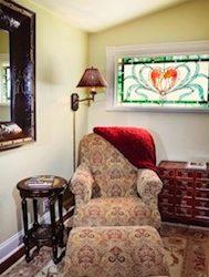 Cedar House Inn Floridian Suite sitting room