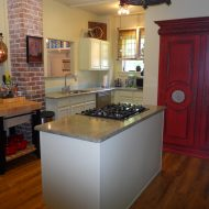 Cedar House Inn - kitchen 02
