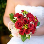 Cedar House Inn wedding - bridal bouquet