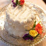Cedar House Inn wedding-cake