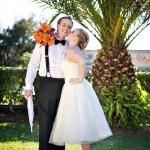 Cedar House Inn Wedding - Kiss