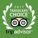Trip Advisor Travelers Choice 2017