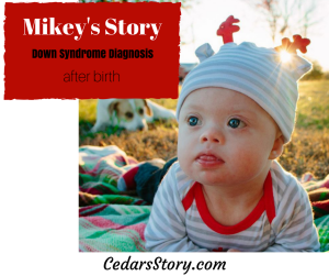 Down's Syndrome Diagnosis after birth