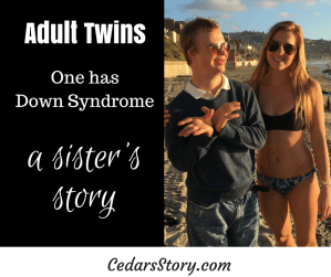 Charlie and Milo: twins with a purpose - Cedars Story