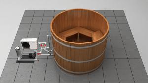 Hot Tub Heat Pump