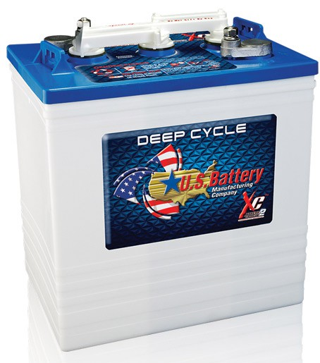 6 Volt US Battery 145