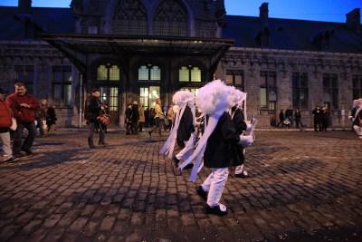Carnaval de Binche en 2013 - Belgique