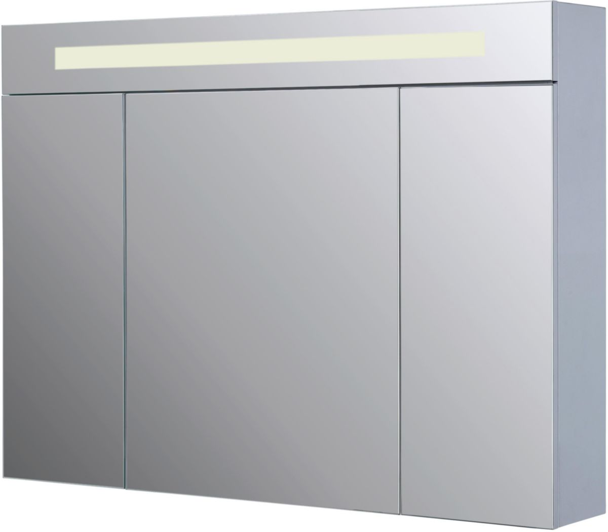Alterna Armoire De Toilette Seducta 90 Cm Avec Eclairage Led Cedeo