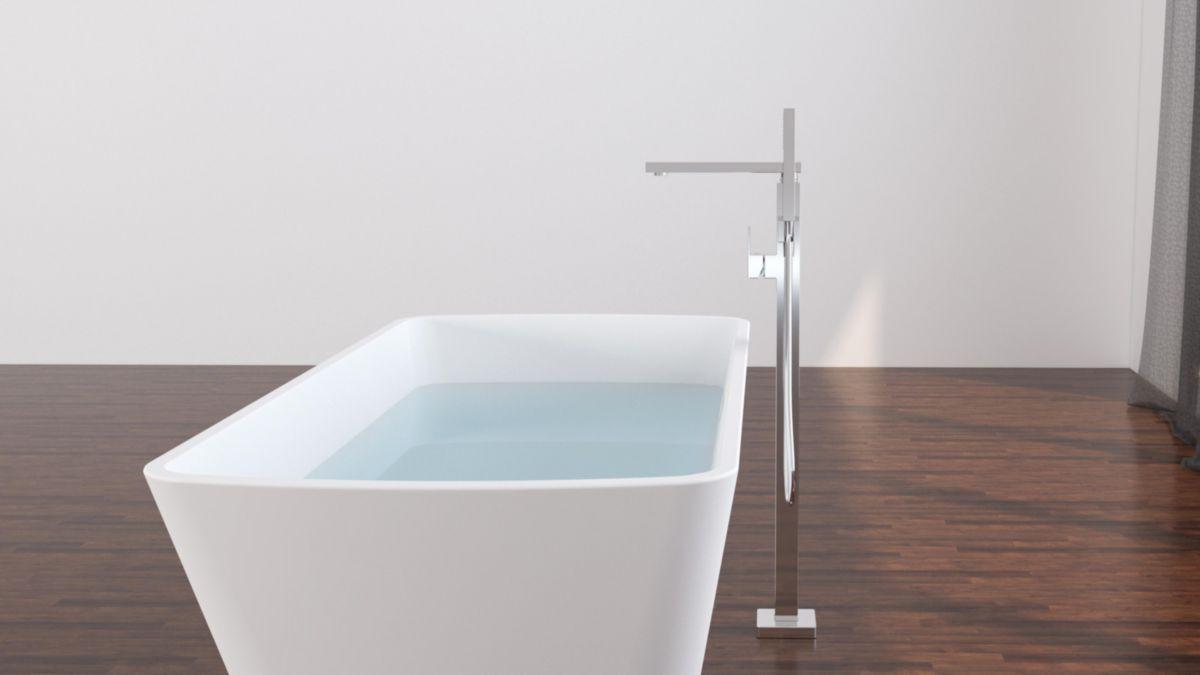 mitigeur bain douche pour baignoire
