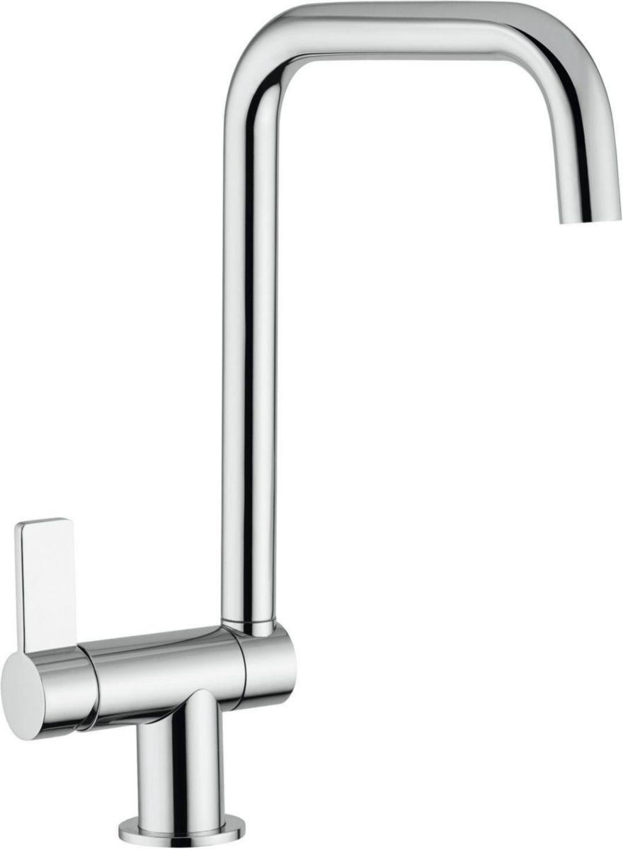 Alterna Mitigeur Evier Design Bec Pivotant Et Basculant Cedeo
