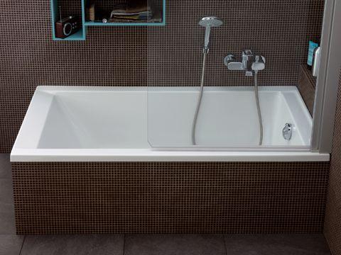 baignoire prima style 160 x 75 cm en