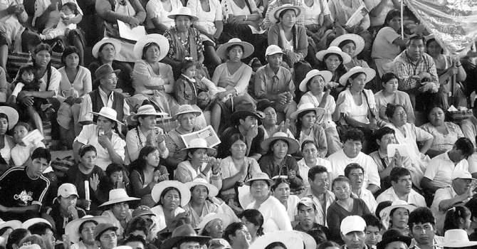 Dossier hemerográfico: Movimiento vecinal en Bolivia