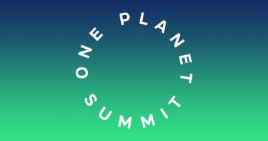 One Planet Summit To hold in Africa for the first time.