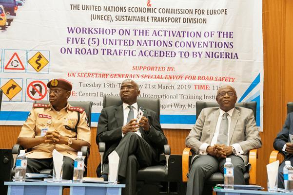 DRIVER EDUCATION KEY TO REDUCTION OF ROAD ACCIDENTS AND FATALITIES —  FASHOLA
