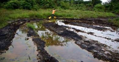 Nigeria's Fossil Fuel Extraction Still Destroying Environment, Making People Sick