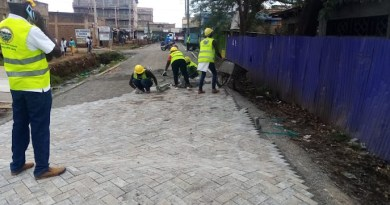 Kenya to complete upgrade of roads in Nairobi slums by December