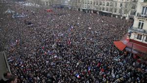 Mobilisation du 11 janvier 2015 à Paris - REUTERS/Charles Platiau