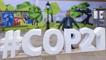 COP21 : Photos Institutionnelles du salon international / Wider Caribbean Pavilion