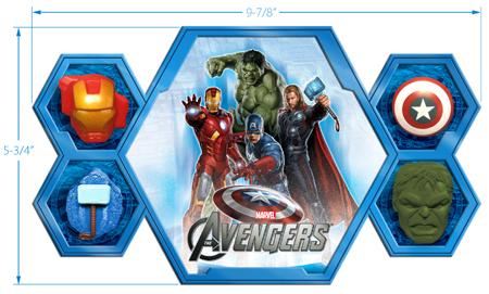 Avengers Ring Tray