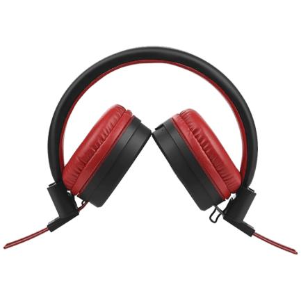 Bluetooth slušalice hoco. W16 Cool motion Red