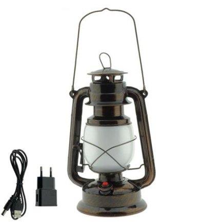LED prijenosna stolna svjetiljka Optonica PLAMEN 5W