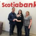 Scotiabank Donation