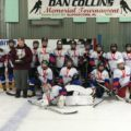 PeeWee Rep 3 Wins Silver in Glovertown
