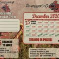 Christmas Calendar Draw Winners