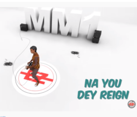 Na You Dey reign mercy chinwo