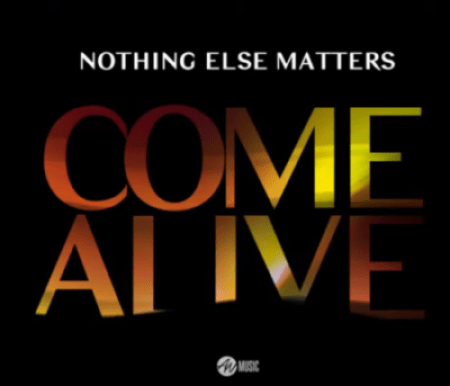 nothing else matter all nations music