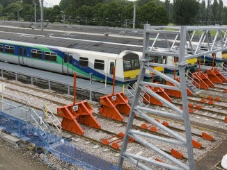 Orient Way Carriage Sidings Project