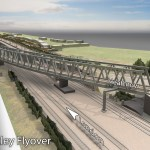 Crossrail Surface Works: Stockley Flyover