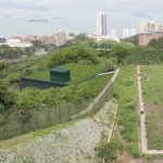 Pok Fu Lam Salt Water Service Reservoir photomontage