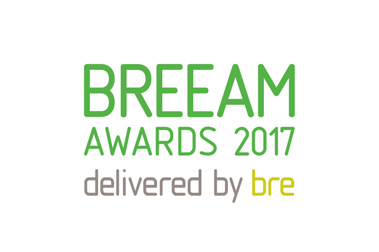 BREEAM Awards 2017 - delivered by BRE