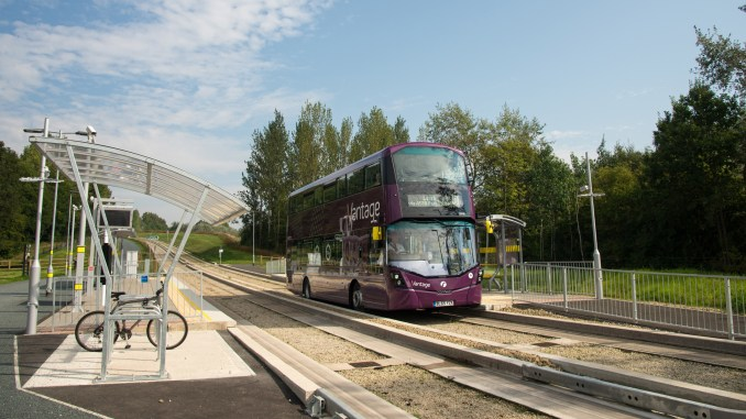 Leigh to Ellenbrook Guided Busway