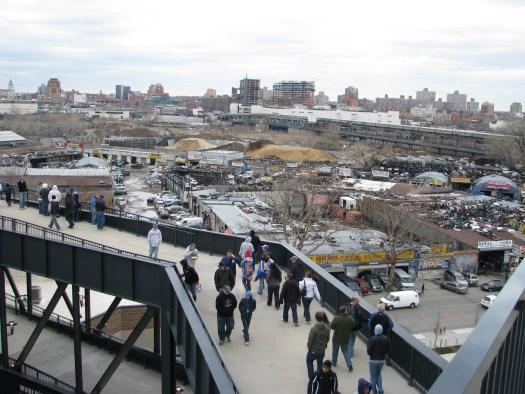 """Subway Section"" at Citi Field, by Ceetar"