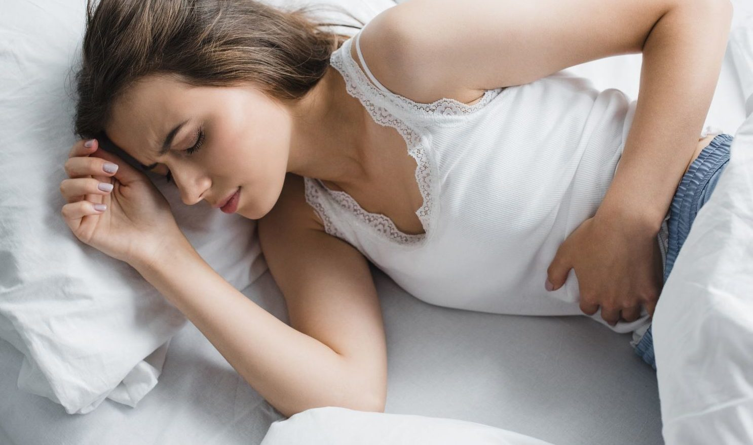 Brak okresu - przyczyny zaburzeń miesiączkowania