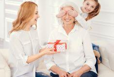prezent na Dzień Matki z apteki